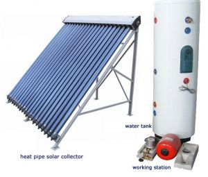 Thermodynamic Solar Water Energy Heater System pictures & photos