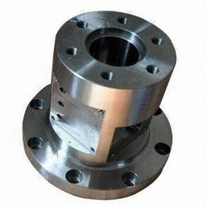 Custom Precision CNC Machining Parts with Stainless Steel