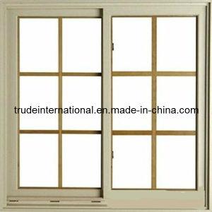 White Color PVC Casement Window pictures & photos