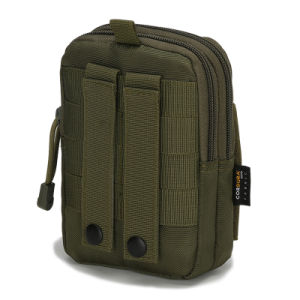 Tactical Military Water Bottle Pouch Waist Pack Bag Molle Fanny Pack Bumb. pictures & photos