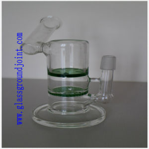 Borosilicate Glass Water Pipe with Ground Joints pictures & photos