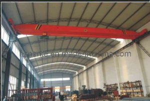Single Girder Workshop Bridge Crane Lda3t-8m pictures & photos
