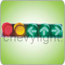 400mm LED Traffic Light (JD400-3-55-2A)