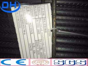 HRB400 14mm Deformed Reinforcing Steel Bar in China Tangshan pictures & photos