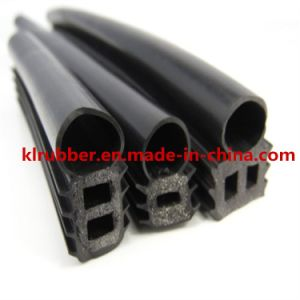 High Aging-Resistant EPDM Glass Curtain Wall Rubber Seal Strip pictures & photos