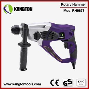 Dual-Function Handheld Rotary Hammer Drill pictures & photos