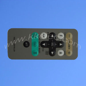 Keypad Electrical Membrane Switch pictures & photos