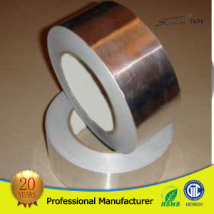 Single Side Aluminum Foil Adhesive Tape with Acrylic Water Base pictures & photos