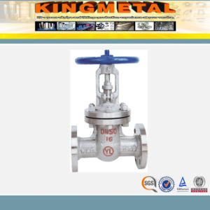 ANSI High Pressure Class 600 Forged Flanged Gate Valve pictures & photos
