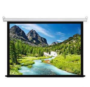 Projector Screen 16: 9 Motorized Electric Screen for Video Projector