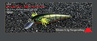 Hard Fishing Lure (Zigbang Minnow 65mm Suspending) pictures & photos