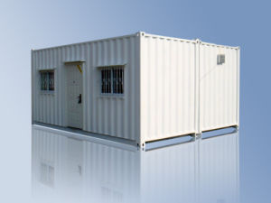 Combined Modular Office Container pictures & photos