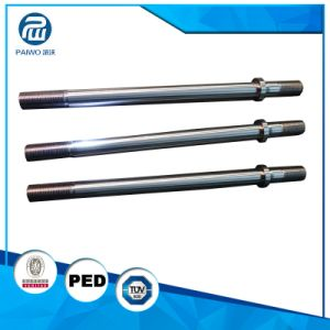 Precision Machined 4140 42CrMo4 Steel Hot Forged Shaft pictures & photos