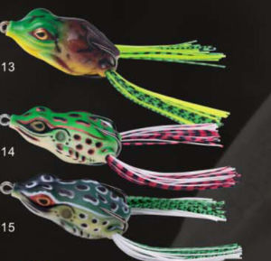 Best Soft Frog Lure Black Fish Lure Frog Lure pictures & photos