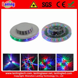 8W RGB Sunflower LED Stage Light for Christmas Party pictures & photos