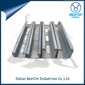 Hot DIP Galvanized Steel C Channel 41*21 pictures & photos