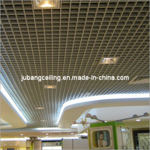 2015 Fashionable Aluminum Open Grid Suspended Ceiling