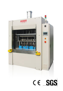 CE Approved Auto Door Panel Welding Machine pictures & photos