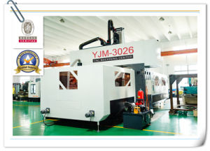 China Professional Gantry CNC Milling Machine for Railway Bogie Machining (CKM3026) pictures & photos