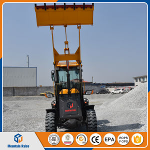 China Mini Loader 1.6 Ton Loader Wheel Loader Zl16 Construction Machinery Price pictures & photos