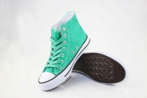 Women Shoes Canvas Shoes (SNC-03111) pictures & photos