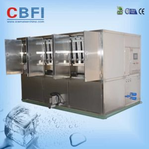 Easy to Operate and Safe Guangzhou Cube Ice Machine pictures & photos