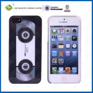 IMD TPU Retro Tape Case for iPhone 5s pictures & photos