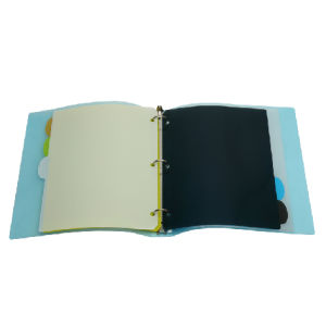 Documnt Binder/ White 3 Ring File (B-A09) pictures & photos