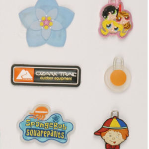 Customized Epoxy Adhesive Sticker pictures & photos