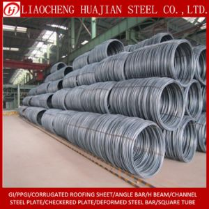 HRB400 HRB500 6mm Deformed Steel Rebar in Coil pictures & photos