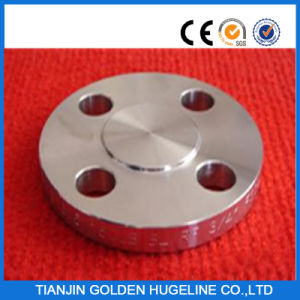 Forged ANSI B16.5 Stainless Steel Blind Flange pictures & photos