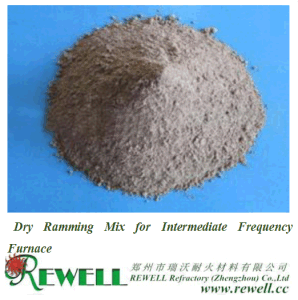 Dry Ramming Mix for Intermediate Frequency Furnace pictures & photos