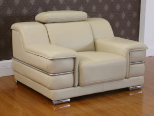 Corner Sofa, Sectional Sofa, Couches Sofa, One Seater with Two Arm Leather Sofa (610) pictures & photos