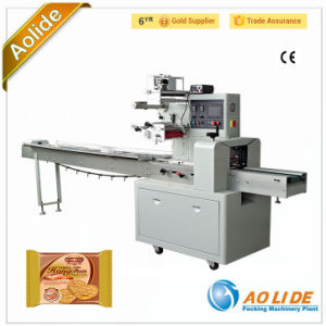 Saving Money Power Horizontal Pillow Pack Automatic Food Packing Machine pictures & photos