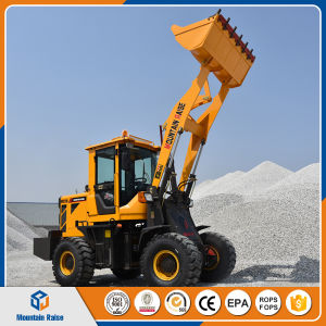 China Mini Loader 2ton Loader Wheel Loader Zl20 Earth-Moving Machinery Price pictures & photos