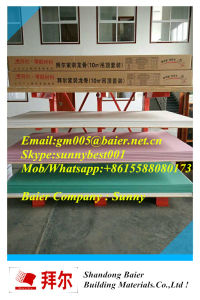 Pure Gypsum Board for Ceiling 9mm pictures & photos