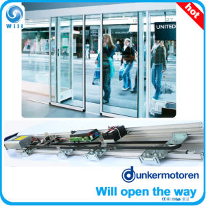 Automatic Door Automatic Sliding Door System Slx-M pictures & photos