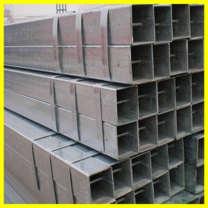 Galvanized Ms Steel Pipe Square Pipe Rectangular Pipe pictures & photos