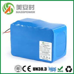 Hight Quality Rechargeable Lithium Battery Pack for Electronics Products pictures & photos