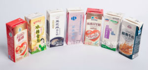 China Heli Milk Packaging Carton Box pictures & photos