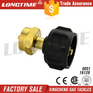 Gas Filling Brass Adapter pictures & photos