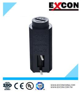 Black Mini Fuse Holder for Home Appliance