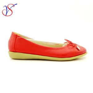 Four Color Soft Comfortable Flax Lady Women Shoes Sv-FT 008 pictures & photos