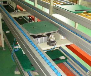 Yupack Free Flow Chain Conveyor pictures & photos