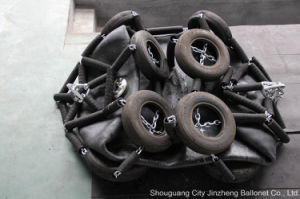 Folded Pneumatic Yokohama Marine Rubber Fender for Sale