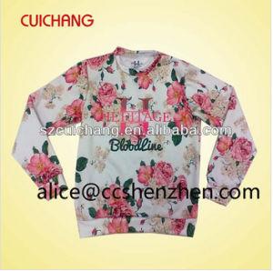 Cashmere Women Sweater for Sublimation (MC-557) pictures & photos