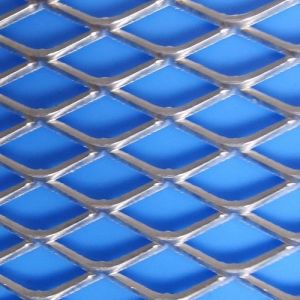 Aluminum Expanded Metal Mesh/Aluminum Expanded Mesh/Wall Plaster Mesh (expanded metal lath) pictures & photos