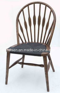 Solid Wood Side Chair/ Small Peacock Chair (DS-C240)