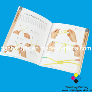 Soft Cover Book Printing, Perfect Binding (OEM-SC003) , Full Color Printing pictures & photos