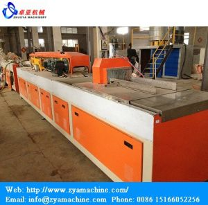 Profile Extrusion Line/PVC Profile Extrusion Machine Manufacturer pictures & photos